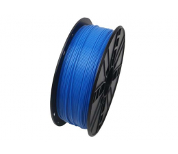 Filament do drukarki 3D Gembird PLA Fluorescent Blue 1kg