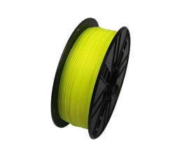Filament do drukarki 3D Gembird PLA Fluorescent Yellow 1kg