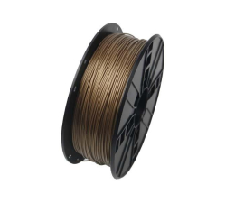 Filament do drukarki 3D Gembird PLA Gold 1kg