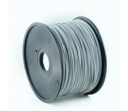 Filament do drukarki 3D Gembird Filament PLA Grey 1kg