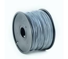 Filament do drukarki 3D Gembird PLA Silver 1kg