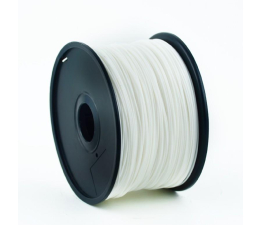 Filament do drukarki 3D Gembird PLA White 1kg