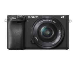 Bezlusterkowiec Sony ILCE A6400 + 16-50mm czarny