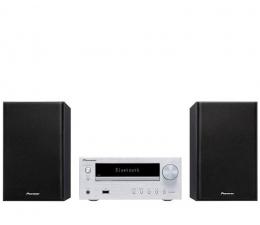 Wieża stereo Pioneer X-HM26-S Srebrny