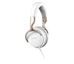 Słuchawki przewodowe Denon AH-GC25NC Biały