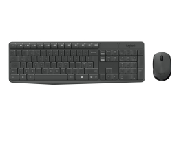 Zestaw klawiatura i mysz Logitech MK235 Wireless Keyboard and Mouse