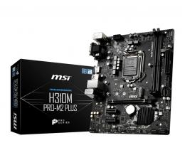 Płyta główna Socket 1151 MSI H310M PRO-M2 PLUS