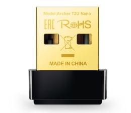Karta sieciowa TP-Link Archer T2U Nano (600Mb/s a/b/g/n/ac) DualBand