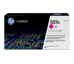 Toner do drukarki HP 507A magenta 11000str.