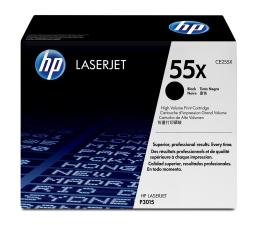 Toner do drukarki HP 55X CE255X black 12500str.