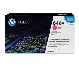Toner do drukarki HP 646A CF033A magenta 12500str.