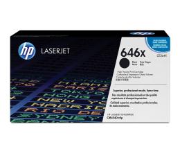 Toner do drukarki HP 646X CE264X black 17000str.