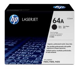 Toner do drukarki HP 64A CC364A black 10000str.