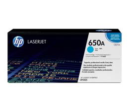 Toner do drukarki HP 650A CE271A cyan 15000str.