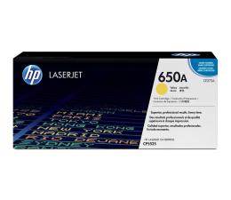 Toner do drukarki HP 650A CE272A yellow 15000str.