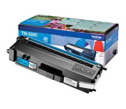 Toner do drukarki Brother TN320C cyan 1500str.