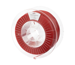 Filament do drukarki 3D Spectrum PLA Bloody Red 1kg