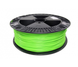 Filament do drukarki 3D Spectrum PLA Lime Green 2kg