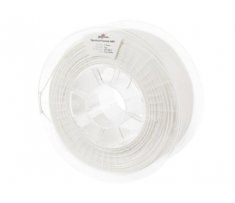 Filament do drukarki 3D Spectrum ABS Polar White 1kg