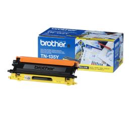 Toner do drukarki Brother TN135Y yellow 4000str.
