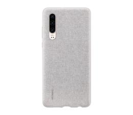 Etui/obudowa na smartfona Huawei Plastikowe Plecki do Huawei P30 szary