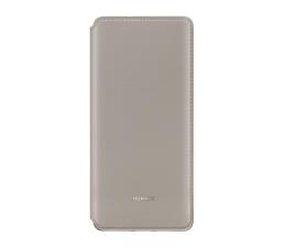Etui/obudowa na smartfona Huawei Wallet Cover do Huawei P30 Pro khaki