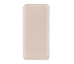 Etui/obudowa na smartfona Huawei Wallet Cover do Huawei P30 Pro różowy