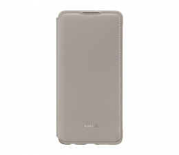 Etui/obudowa na smartfona Huawei Wallet Cover do Huawei P30 khaki