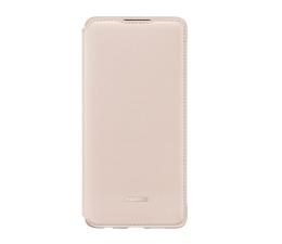 Etui/obudowa na smartfona Huawei Wallet Cover do Huawei P30 różowy