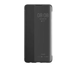 Etui/obudowa na smartfona Huawei Smart View Flip Cover do Huawei P30 czarny