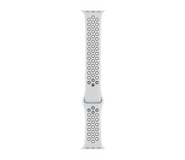 Pasek/bransoletka Apple Pasek sportowy Nike biało/czarny do koperty 44 mm