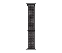 Pasek/bransoletka Apple Opaska sportowa Nike czarna do koperty 44 mm