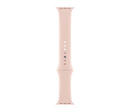 Pasek/bransoletka Apple Pasek sportowy piaskowy róż do koperty 44 mm