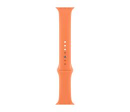 Pasek/bransoletka Apple Pasek sportowy pomarańczowy do koperty 44 mm