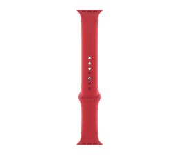Pasek/bransoletka Apple Pasek sportowy RED do koperty 44 mm
