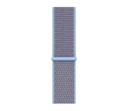 Pasek / bransoletka Apple Opaska Sportowa do Apple Watch błękit paryski