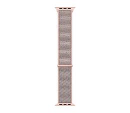 Pasek/bransoletka Apple Opaska sportowa różowa do koperty 44 mm