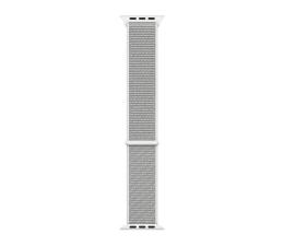 Pasek/bransoletka Apple Opaska sportowa srebrna do koperty 44 mm