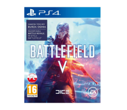 Gra na PlayStation 4 PlayStation Battlefield V