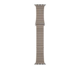 Pasek/bransoletka Apple Opaska skórzana piaskowa koperty 44 mm M