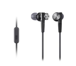 Słuchawki przewodowe Sony MDR-XB50AP Czarne