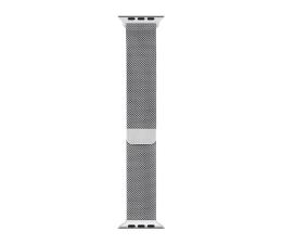 Pasek/bransoletka Apple Bransoleta mediolańska srebrna  do koperty 44 mm