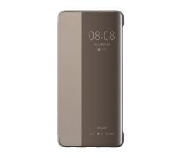 Etui/obudowa na smartfona Huawei Smart View Flip Cover do Huawei P30 khaki