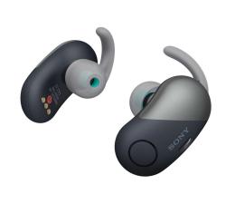 Słuchawki True Wireless Sony WF-SP700NB Czarne