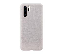 Etui/obudowa na smartfona Huawei Plastikowe Plecki do Huawei P30 Pro szary