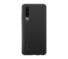 Etui/obudowa na smartfona Huawei Silicone Case do Huawei P30 czarny
