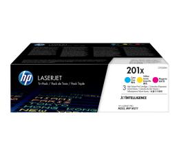 Toner do drukarki HP HP 201X CMY 3szt