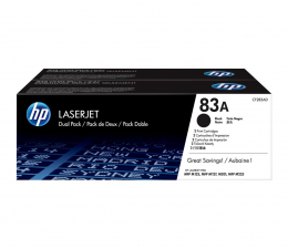 Toner do drukarki HP HP 83A black 2szt