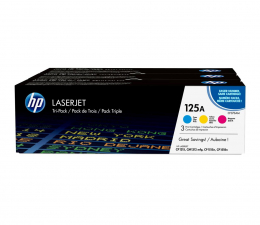 Toner do drukarki HP HP 125A CF373AM CMY 3szt
