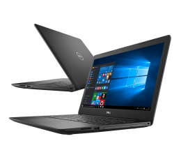 "Notebook / Laptop 15,6"" Dell Inspiron 3581 i3-7020U/8GB/240+1TB/Win10 czarny"
